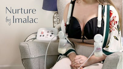 Nurture soutien-gorge allaitement Imalac