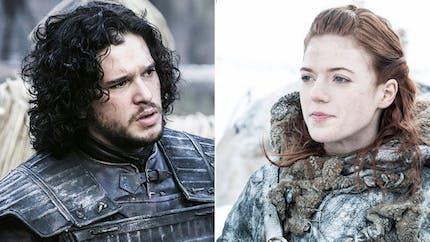 Game of Thrones : Kit Harington (Jon Snow) prêt à devenir papa