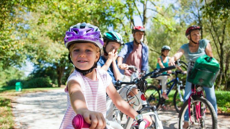 Vélo : les enfants pourront bientôt passer leur permis