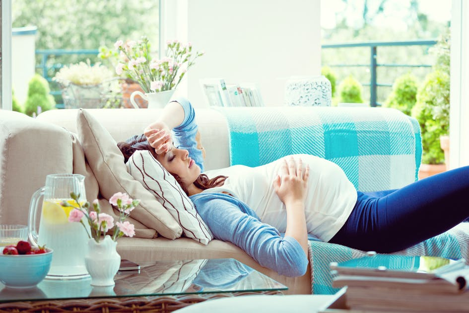 Migraine Et Grossesse Ce Quelle Peut Indiquer Ou Non
