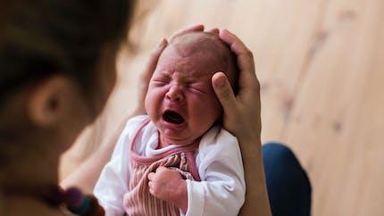 Coliques du bébé: et si on essayait l'ostéopathie?