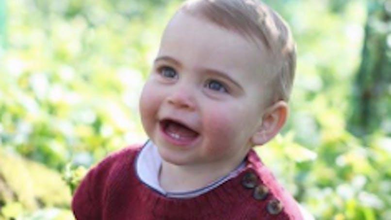 Des photos du prince Louis à la campagne pour ses 1 an
