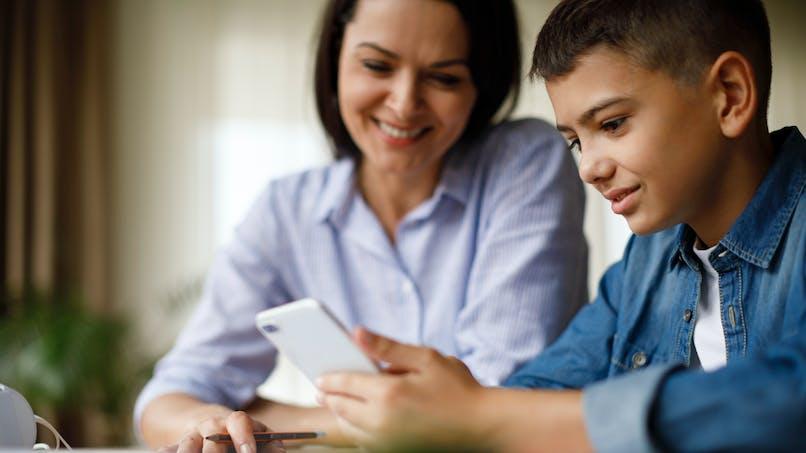 Dyspraxie : en Moselle, un papa a créé une application pour son fils de 13 ans
