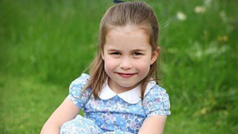 Charlotte de Cambridge fête ses 4 ans : adorables photos inédites dévoilées