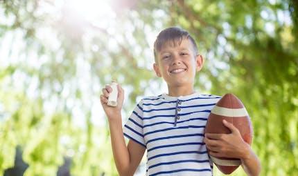 Asthme : comment le gérer à l'école