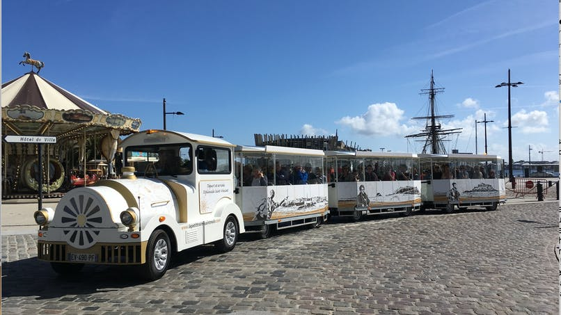 Le Petit Train de Saint Malo