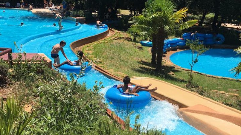 Parc aquatique La Bouscarasse