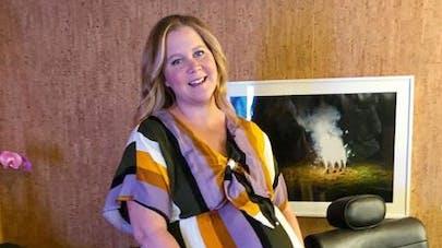 L'actrice Amy Schumer a donné naissance à son premier enfant (photo)