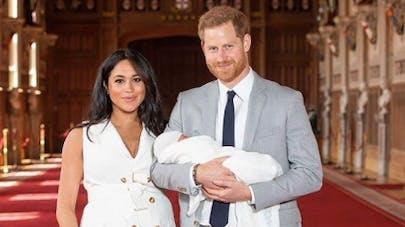 Meghan Harry et Archie