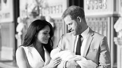 meghan markle harry et le bébé
