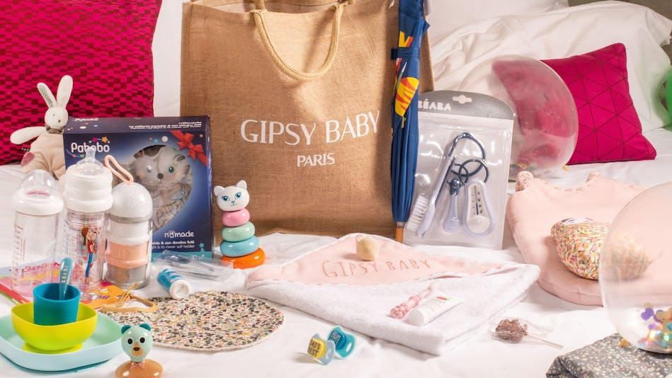 gipsy baby produits voyage bébé enfants