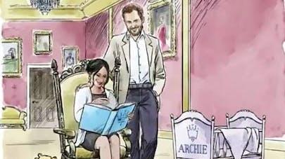 Archie de Windsor : Disney fête sa naissance avec un nouveau Winnie l'Ourson (vidéo)