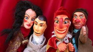 Les marionnettes du parc Henri Barbusse