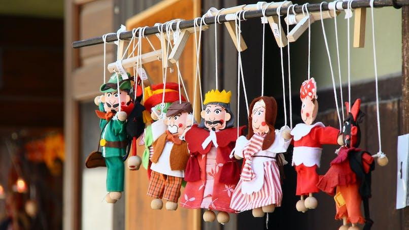 Marionnettes du Parc de la Pépinière