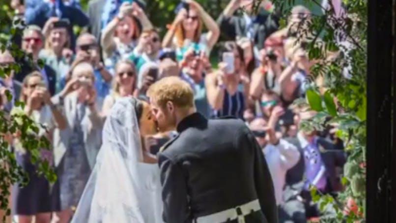 Meghan Markle et le prince Harry fêtent leur premier anniversaire de mariage : des photos inédites