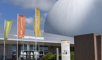 Le Radome - Musée des Télécommunications
