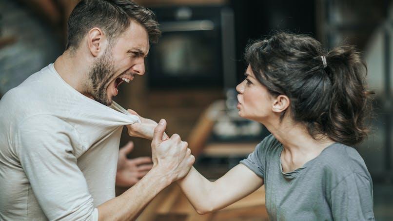 """Couple : les femmes à """"mauvais caractère"""" protègeraient la santé de leur mari !"""