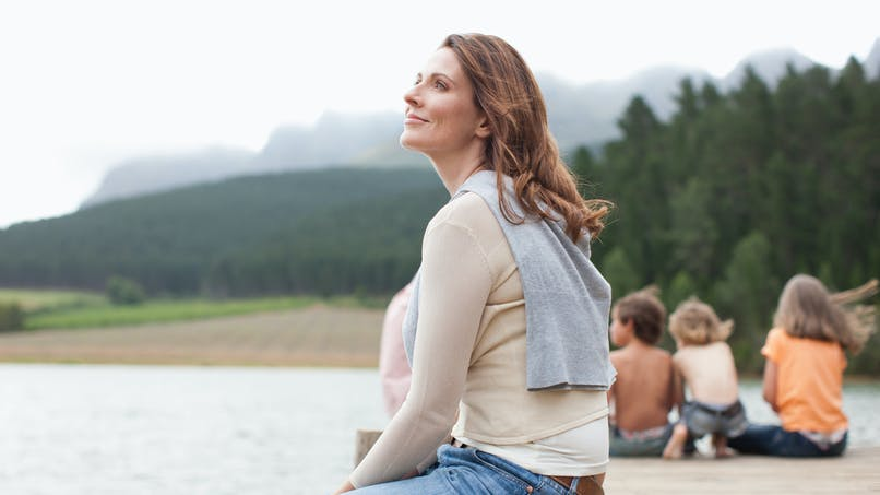 Les risques d'une grossesse tardive