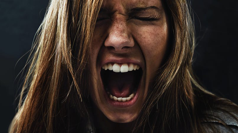 La colère : à l'origine de problèmes de santé