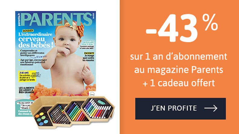 -43% sur l'abonnement Parents
