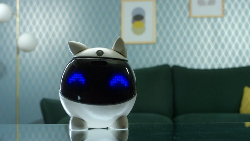 Winky : le premier robot éducatif Made in France