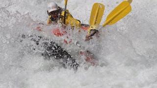 Serre Che Eaux Vives : rafting expérience