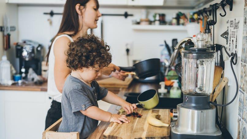 Maman au foyer : une activité qui pourrait rapporter gros !
