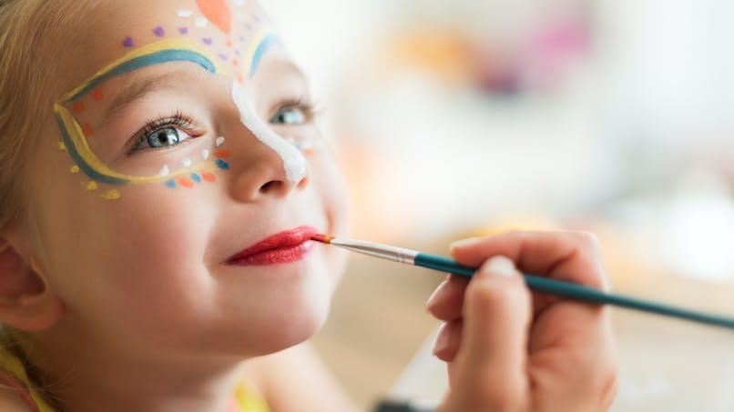 Une association lance l'alerte : ces maquillages pour enfants sont à bannir