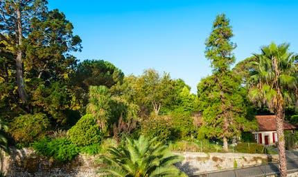 Parc botanique de la Fosse