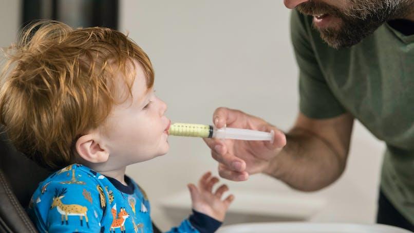 Rappel du médicament Doliprane destiné aux enfants