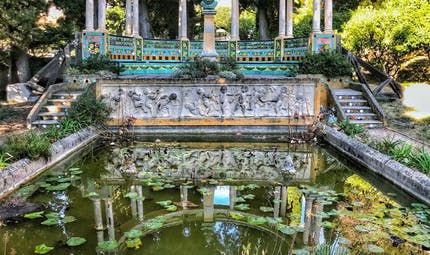 Jardin Fontana Rosa