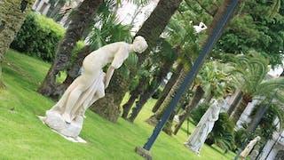 Jardin du palais de Carnolès