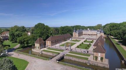 Le Château de Pierre-de-Bresse