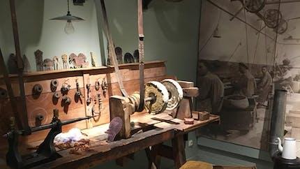 Musée du Peigne et de la Plasturgie