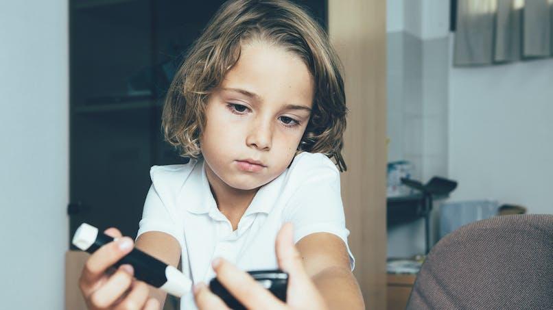 Diabète : un risque plus faible chez les enfants vaccinés contre le rotavirus