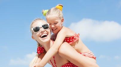 Vacances avec les enfants : être en forme