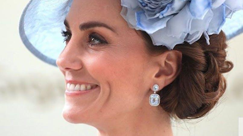 Kate Middleton : pourquoi materne-t-elle tant le prince Louis ?