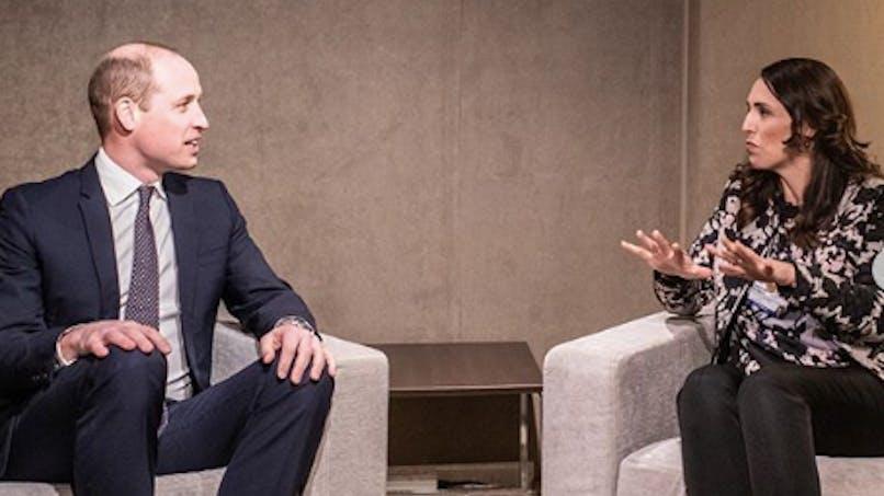 Prince William : il offre un cadeau à petit prix au bébé de la première ministre néo-zélandaise