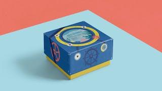 La Boîte en cavale : le premier jeu d'enquête par courrier