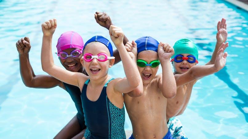 """Tout sur le dispositif """"J'apprends à nager"""" reconduit pour cette année"""