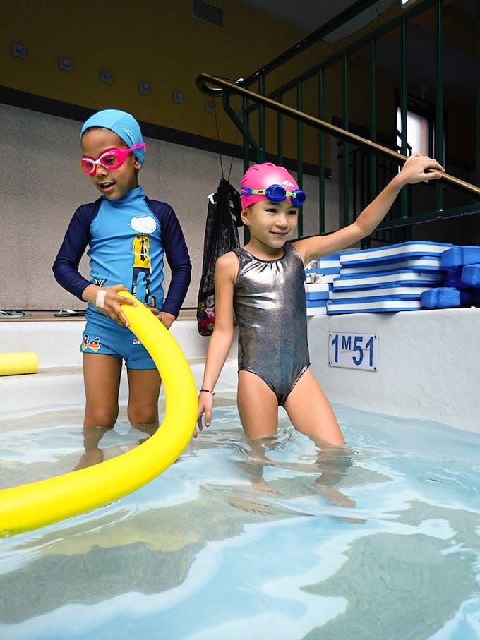 auto rescue Swimstars