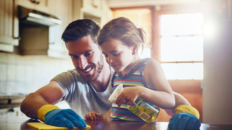 Toxicité des produits ménagers: unepétition pour un étiquetage «Ménag'Score»