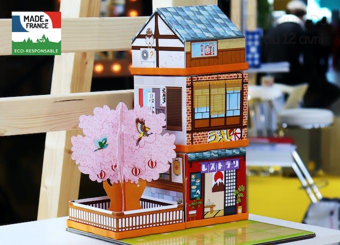 Fabulabox Sakura Dori