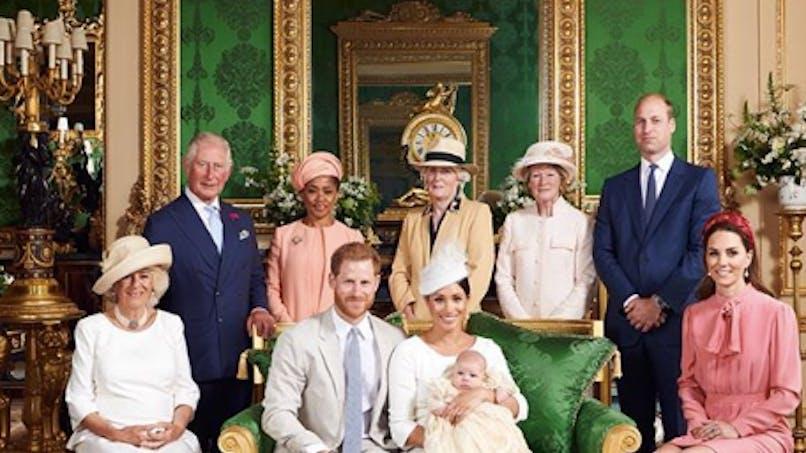 Royal Baby : Archie, baptisé samedi par l'archevêque de Canterbury