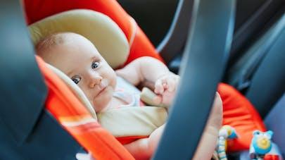 Un siège-auto rappelé pour non-conformité aux règles de sécurité