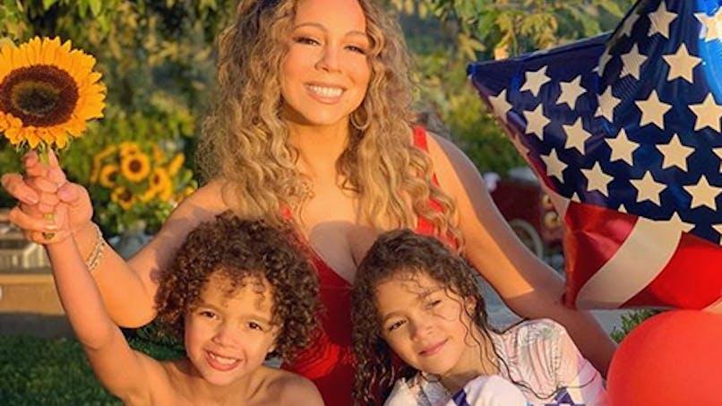 Mickael Youn papa, baptême princier, Mariah Carey patriote... le diapo people