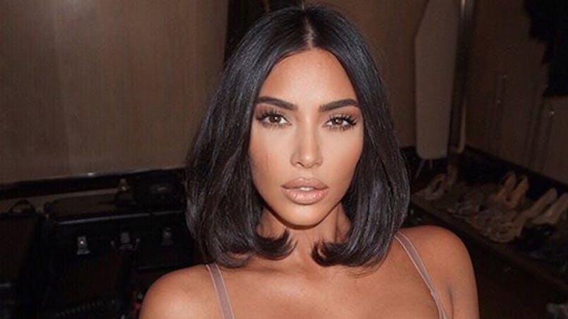 Kim Kardashian poste une nouvelle photo de son bébé, les internautes le trouvent « moche »