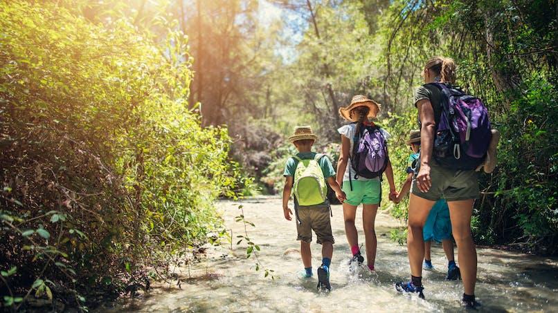 Vacances : comment les parents occupent-ils leurs enfants ?