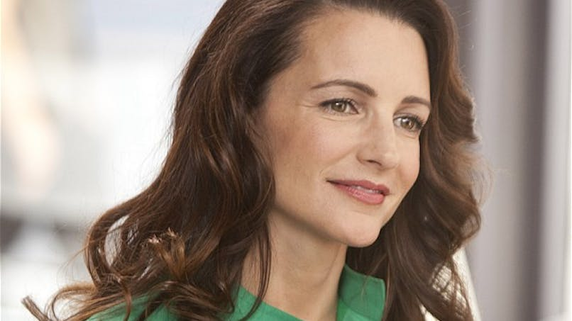 Kristin Davis (Sex and the city) : ses enfants victimes de racisme