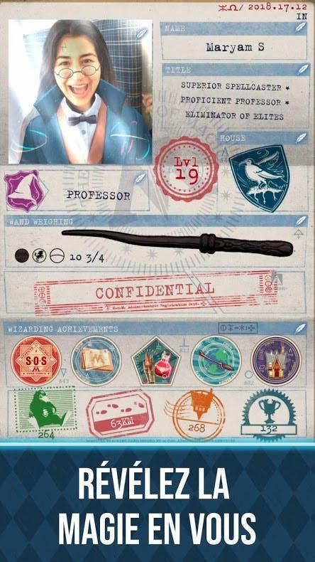 CI Harry Potter Wizards Unite